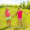 Активные игры для девочек разных возрастов: польза, полезные советы, примеры игр