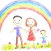 Рисуночный тест «Моя семья» (возраст 5 -12 лет)