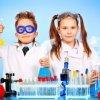 Химическая лаборатория для ребенка дома