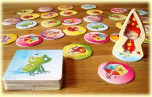 Развивающие настольные игры для детей 3 лет